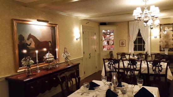 Grafton Inn Dining Room