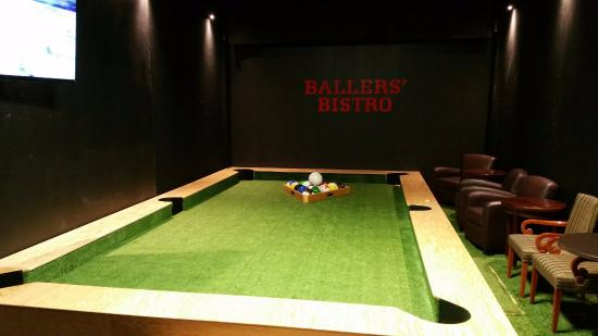 Ballers' Bistro