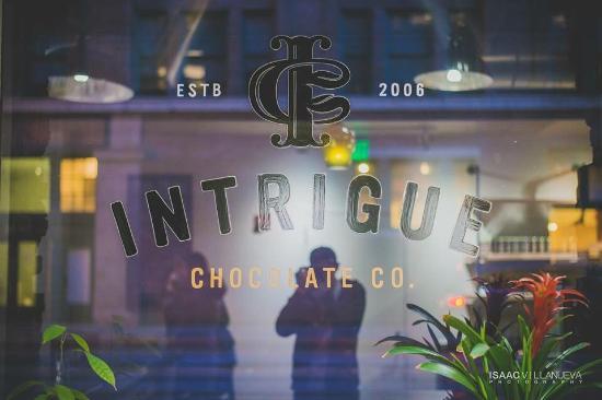 Intrigue Chocolate Co