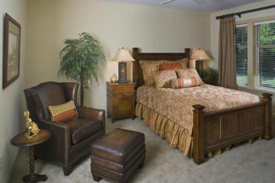 Maggie Valley Club & Resort: Second Bedroom