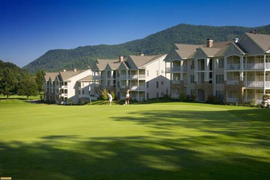 Maggie Valley Club & Resort : Mountain Chase Condos