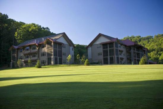 Maggie Valley Club & Resort: Persimmon Point Condos