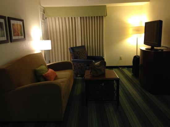 The Inn at Mayo Clinic: Suite Living