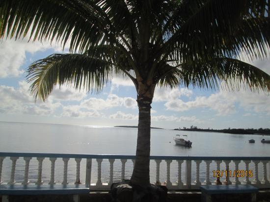Coco Villa: look at the view you get from the hotel