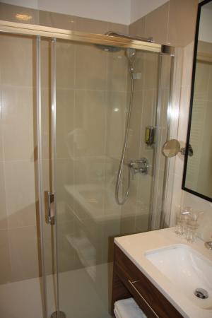 Hotel Korsal: good shower