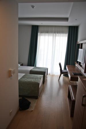 Hotel Korsal: room