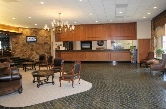 BEST WESTERN Wooster Hotel : Lobby
