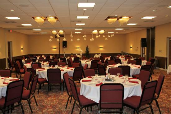 BEST WESTERN Wooster Hotel : Ballroom