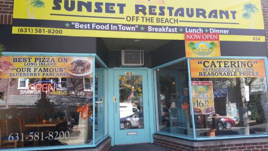 New Sunset Restaurant on 454 Main St. Islip
