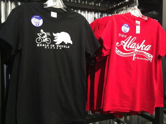 Alaska Shirt Company Skagway Alaska Picture Of Alaska