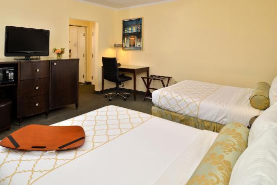 Best Western Plus St Charles Inn Double Room