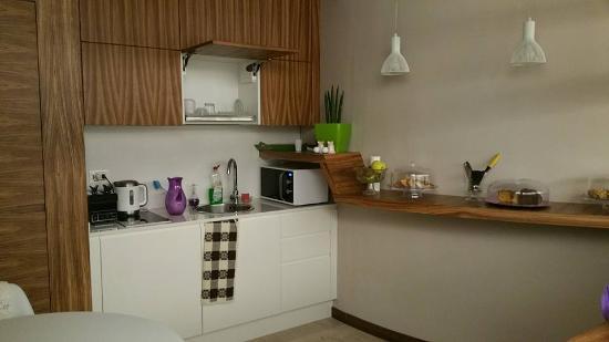 Cucina per la colazione - Picture of Casa Gaia Bijou Hotel ...