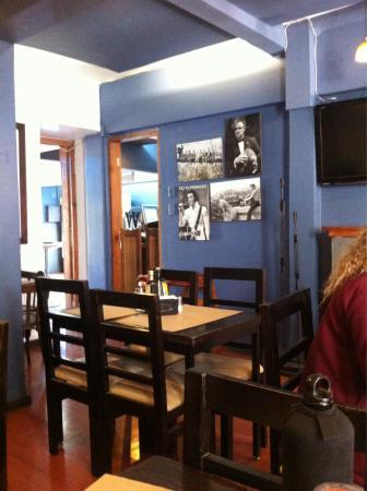 Santiago bistro café