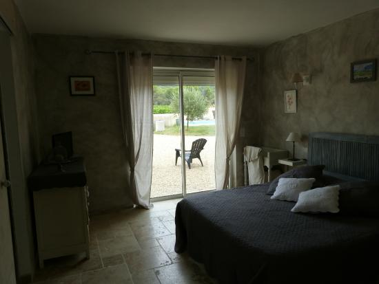 Puyvert, Francia: chambre Luberon