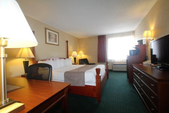 貝斯特韋斯特渥斯特酒店照片
