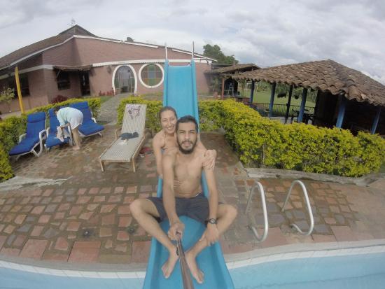 Hostel Los Juanes: Quite private