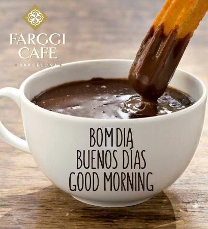 Bom dia!: fotografía de Farggi, Oporto - Tripadvisor