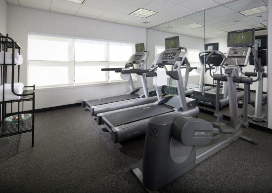 Residence Inn Melbourne: Fitness Center