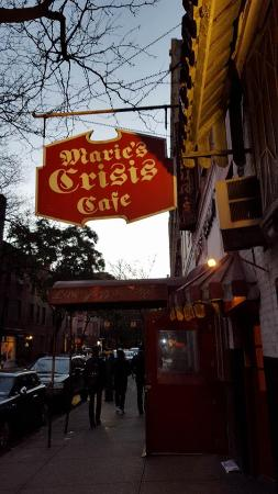 Maries Crisis Cafe Picture Of Greenwich Village Literary Pub - The greenwich village literary pubcrawl