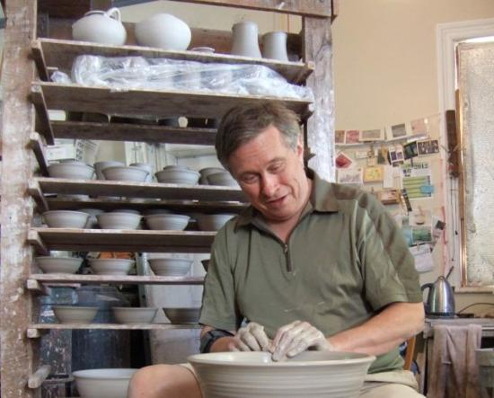 Woodside Pottery & Gallery Craighurst: Hartley Woodside