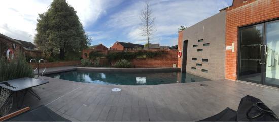 Hotel Du Vin Exeter Pool