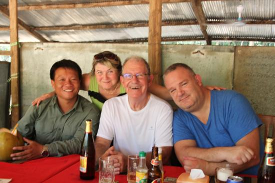 Siem Reap Driver Private Day Tours: labbe familly