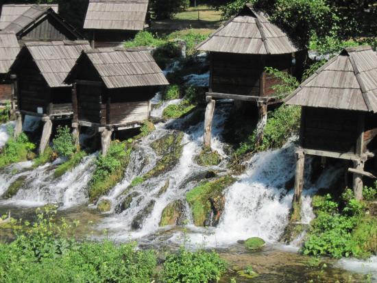 Watermills: Jajce, Vodenice mills