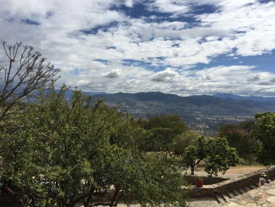 Posada Catarina Hotel: Oaxaca desde Monte Alban