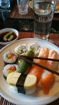 Neptune Sushi Restaurant