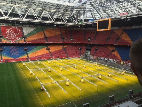 Vip lounge picture of amsterdam arena amsterdam for Arena amsterdam