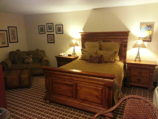 Quality Inn & Suites Marion: Presidential Suite