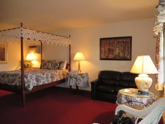 Cresco, Пенсильвания: room