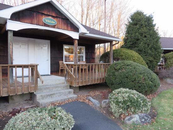 Cresco, Пенсильвания: cabin