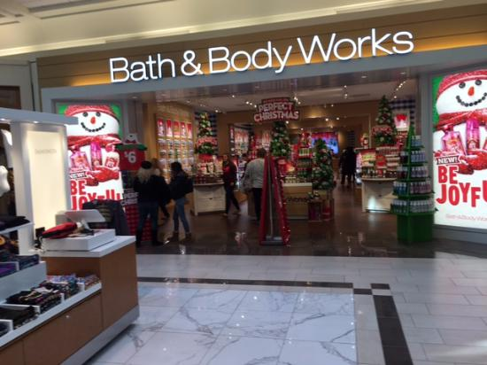 The Mall At Rockingham Park A Simon Bath Body Works