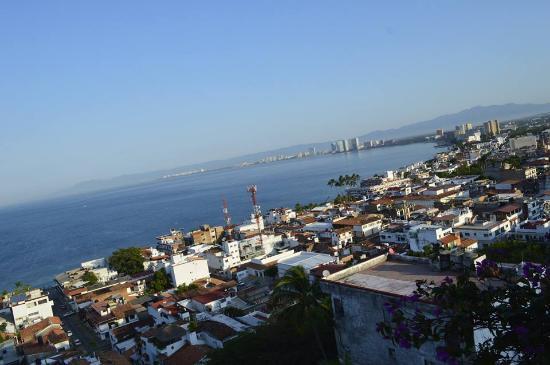 هوتل سويتس لا سيستا: Vista hermosa