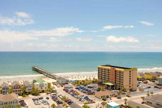 Surfside Beach Oceanfront Hotel: Property