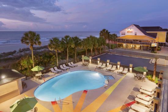 SURFSIDE BEACH OCEANFRONT HOTEL $139 ($̶1̶6̶9̶) - Updated 2018 Prices & Reviews - SC - TripAdvisor