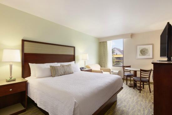 Surfside Beach Oceanfront Hotel: Room