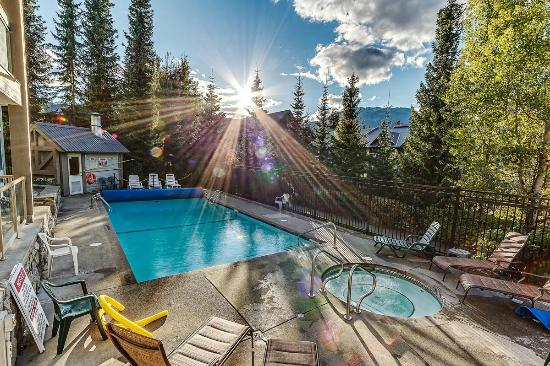 greystone lodge yearround heated saltwater pool and hot tub - Saltwater Hot Tub