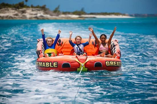 Caicos Dream Tours: Tubing