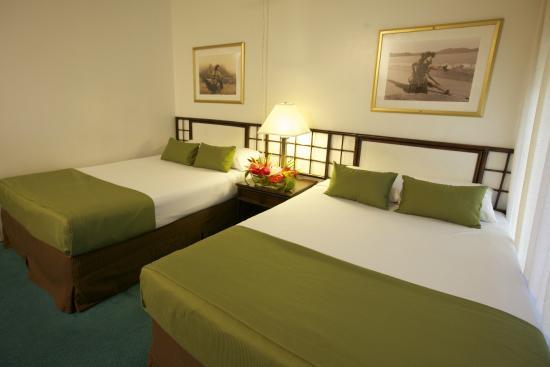 Kona Seaside Hotel: Superior Double Beds