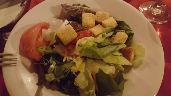 "Bentley's Restaurant & Pub: According to our grandson ""Best salad ever!"""