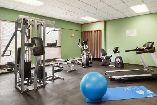 Days Inn Whitehorse: Fitness Centre