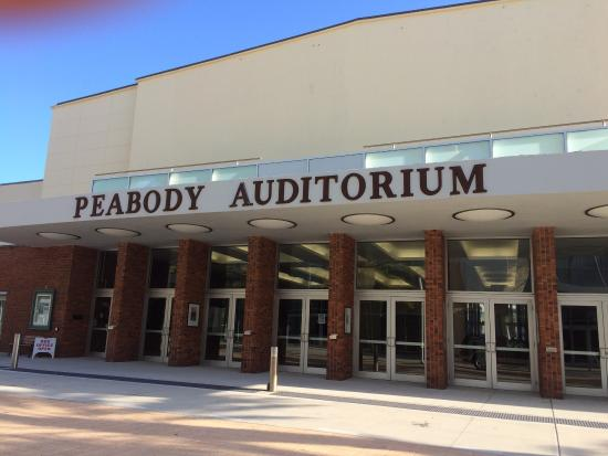 Peabody Auditorium Photo0 Jpg
