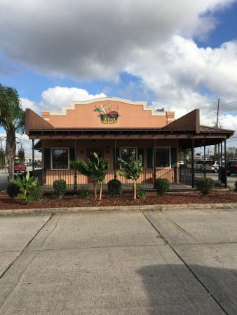 Louisiana Purchase Kitchen Metairie