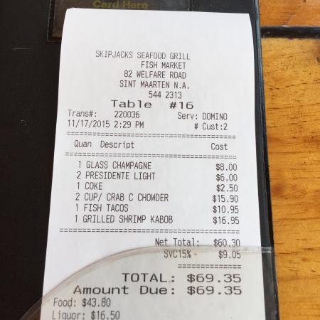 Skipjack's Seafood Grill, Bar & Fish Market : photo3.jpg