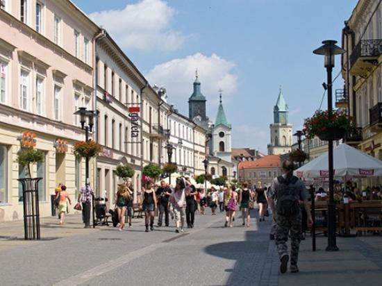 Lublin Poland  City new picture : ... am Platz Foto di IBB Grand Hotel Lublinianka, Lublin TripAdvisor