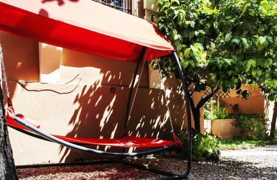 Monteverde Guesthouse: amaca dondolo