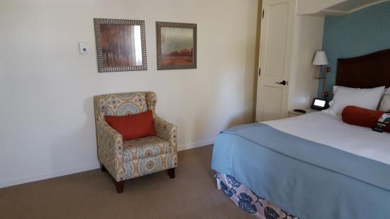 อิกซ์เซลซีเออร์สปริงส์, มิสซูรี่: Bedroom and Sitting area