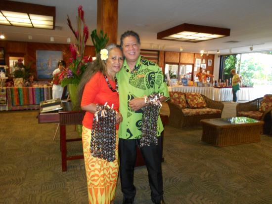 Farewell Ceremony Picture Of Ka Anapali Beach Hotel